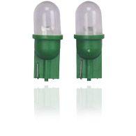 Grøn Glassokkelpære 10mm