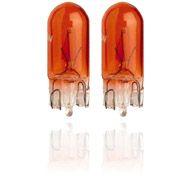 Orange Glassokkelpære 10mm
