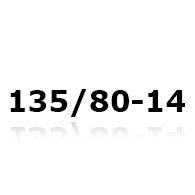 Snekæder til 135/80-14