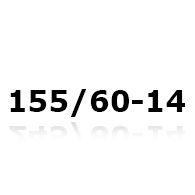 Snekæder til 155/60-14