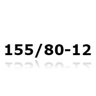 Snekæder til 155/80-12
