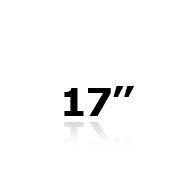 Hjulkapsler til 17