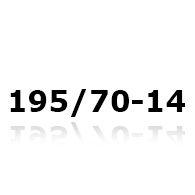Snekæder til 195/70-14