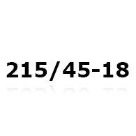 Snekæder til 215/45-18