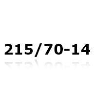 Snekæder til 215/70-14
