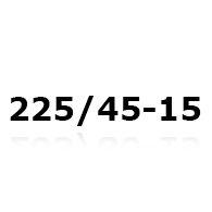 Snekæder til 225/45-15