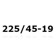Snekæder til 225/45-19