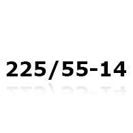 Snekæder til 225/55-14