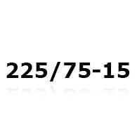 Snekæder til 225/75-15