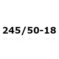 Snekæder til 245/50-18