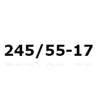 Snekæder til 245/55-17