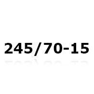 Snekæder til 245/70-15