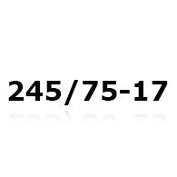 Snekæder til 245/75-17