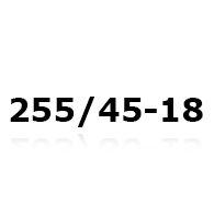 Snekæder til 255/45-18