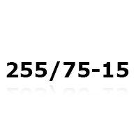Snekæder til 255/75-15