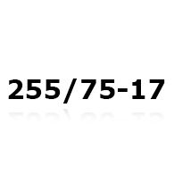 Snekæder til 255/75-17