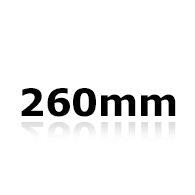 Vinduesvisker 26cm