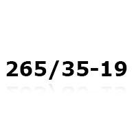 Snekæder til 265/35-19