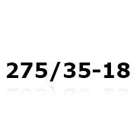Snekæder til 275/35-18