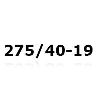 Snekæder til 275/40-19