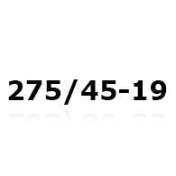 Snekæder til 275/45-19