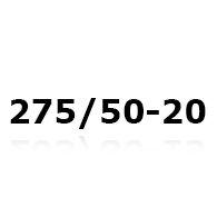 Snekæder til 275/50-20