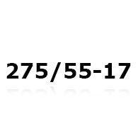 Snekæder til 275/55-17