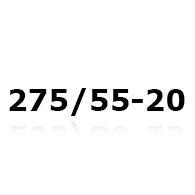 Snekæder til 275/55-20