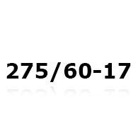 Snekæder til 275/60-17