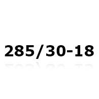 Snekæder til 285/30-18