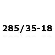 Snekæder til 285/35-18