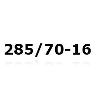 Snekæder til 285/70-16
