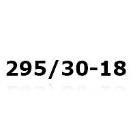 Snekæder til 295/30-18
