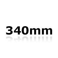 Vinduesvisker 34cm