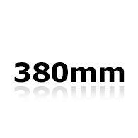 Vinduesvisker 38cm