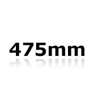 Vinduesvisker 47,5cm
