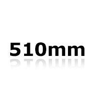 Vinduesvisker 51cm