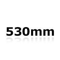 Vinduesvisker 53cm