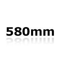 Vinduesvisker 58cm