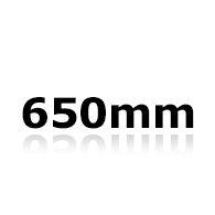 Vinduesvisker 65cm