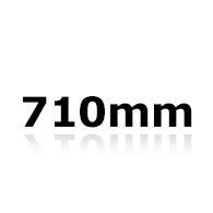 Vinduesvisker 71cm