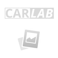 Black Mirror Stainless Steel Rear bumper protector Mercedes Vito / V-Class 2014-'Ribs'