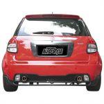 Bagkofanger Suzuki SX4/Fiat Sedici (06-13)