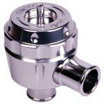 Samco, Single Piston, Dumpventil, Recirkulationsventil, Aluminium, Sølvgrå (Ø25mm) - 1stk.