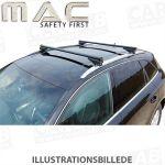 Tagbøjler, stål - Renault Clio 3/Modus/Grand Modus/Dacia Sandero/Logan