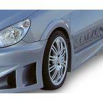Carzone, Skærmforøger (Venstre front), Peugeot 307 3-doors/CC Facelift 05- 'Samurai +' - 1stk.