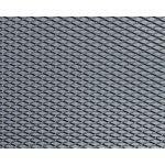 Foliatec, Aluminium Gitter, Medium, Sort (120x20cm) - 1stk.