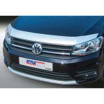 RGM, Stenslagsbeskytter, Volkswagen Caddy 2015-, Sølvgrå, Plastik (ABS) - 1 Sæt