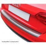 ABS Rear bumper protector Ford Fiësta VIII 3/5-doors 2017- 'Brushed Alu' Look