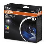 Osram, LED Ambient Tuning Lights Base, Flexistribe, Med fjernbetjening (12V) - 1 Sæt
